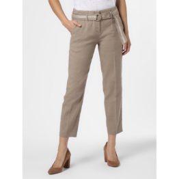 Cambio • linnen pantalon Kaia in beige