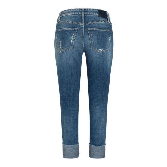 Cambio Jeans • jeans Kerry met beschadigingen