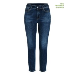 Cambio • blauwe jeans Piper Short