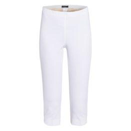 Cambio • witte capri pantalon Rita
