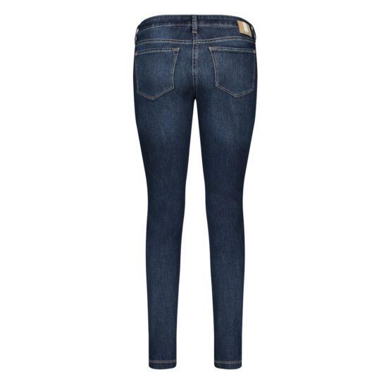 MAC Jeans • blauwe jeans Skinny Straight fit