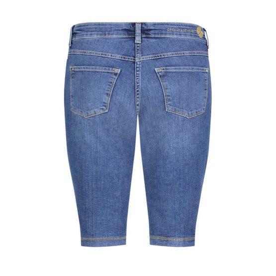 MAC Jeans • lichtblauwe bermuda Dream
