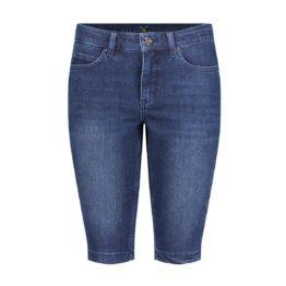 MAC • blauwe jeans bermuda Dream