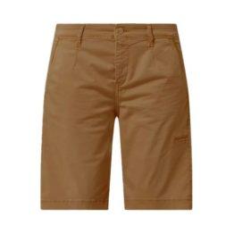 MAC • Bermuda Rich Cargo shorts in camel
