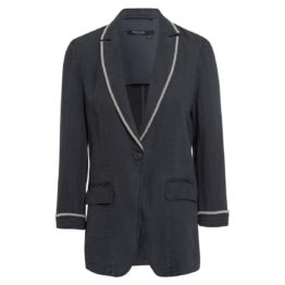 Marc Aurel • grijze linnen blazer
