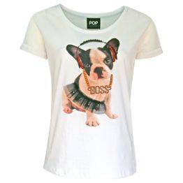 Verysimple • wit shirt met hond