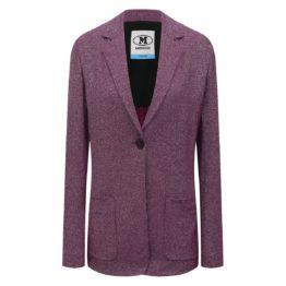 Missoni • paars jasje met glitters