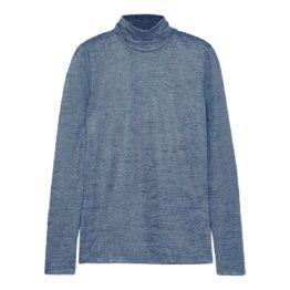 Paul & Joe • blauw shirt met col