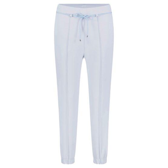MAC • relaxte broek ESSENTIAL in lichtblauw