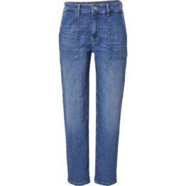 MAC • blauwe jeans SUANA