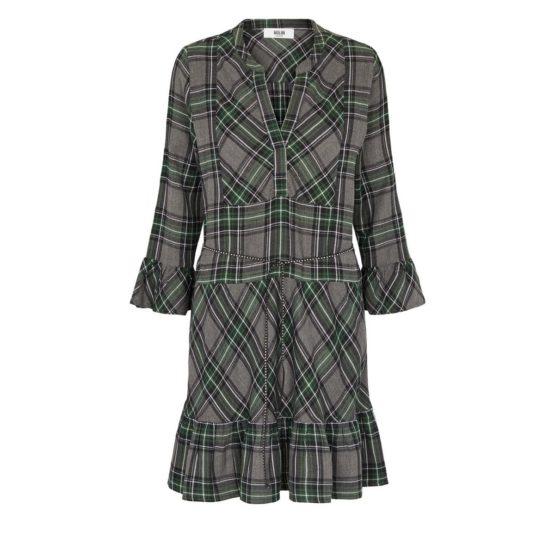 Moliin • geruite jurk Romy