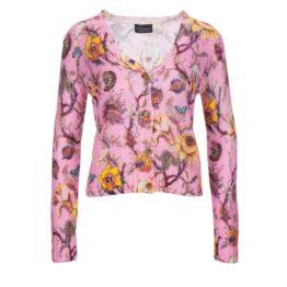 Princess goes Hollywood • roze wollen vest