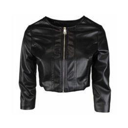 Liu Jo • kort zwart jasje