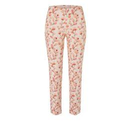 MAC • pantalon Anna Summer met bloemen