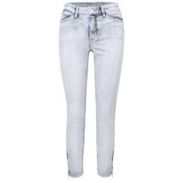 MAC • lichtgrijze DREAM CHIC authentic jeans