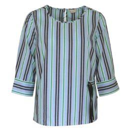 Milano Italy • gestreepte blouse