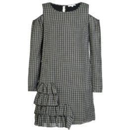 Patrizia Pepe • korte jurk met open schouders